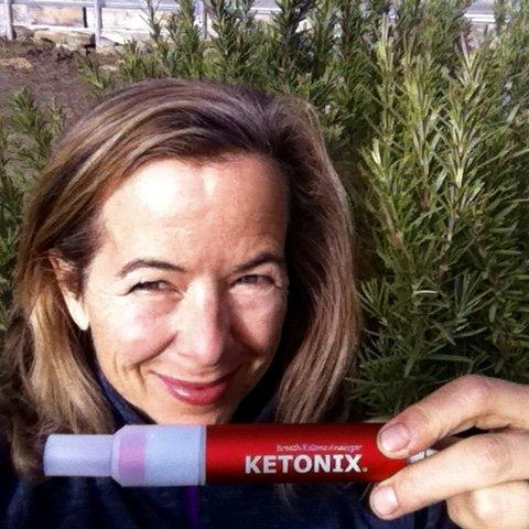 Easy ketone testing!